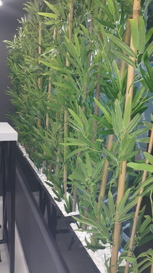 istanbul yapay bambu seperatör